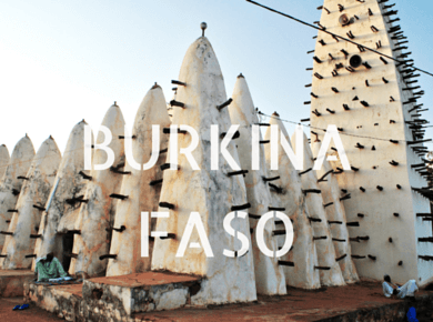 Burkina Faso Travel Guides Africa
