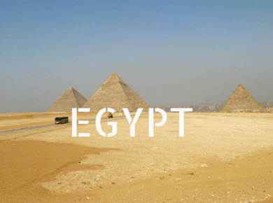 Egypt Travel Guides Africa