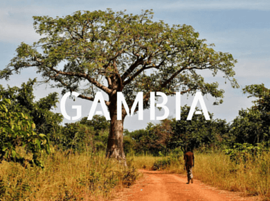 Gambia Travel Guides Africa