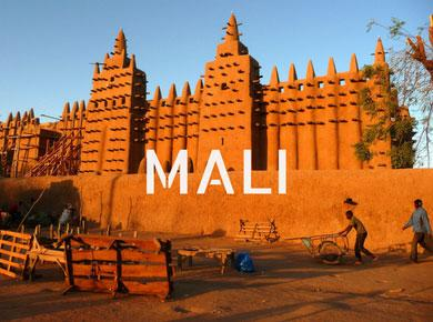 Mali travel guides West Africa