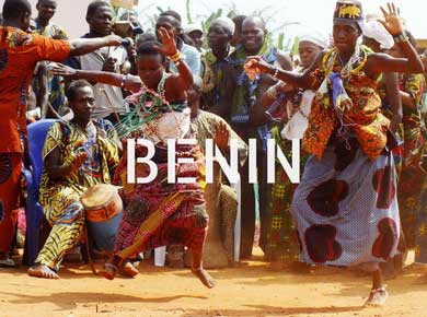 Benin travel guides West Africa