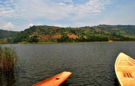 bunyonyi lake uganda