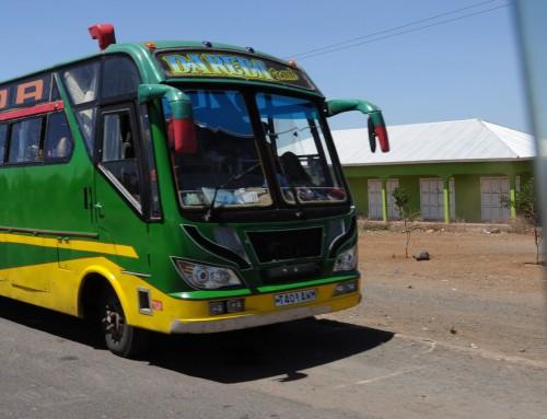 Direct Bus Between Kigali And Dar Es Salaam Launching 2015