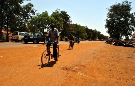 streets of uganda