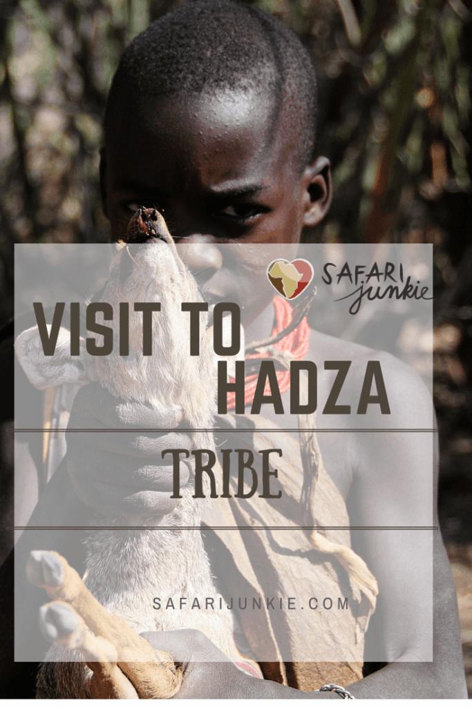 safari visit hadza tribe lake eyasi tanzania