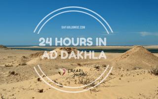 24 hours in ad Dakhla western sahara