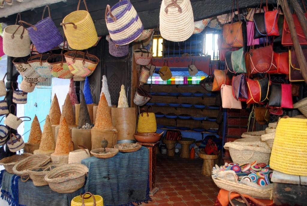 moroccan markets