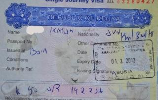 visa kenya how to apply online