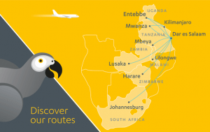 cheap flights tanzania fastjet