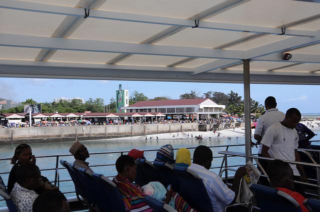 ferry dar es salaam to zanzibar
