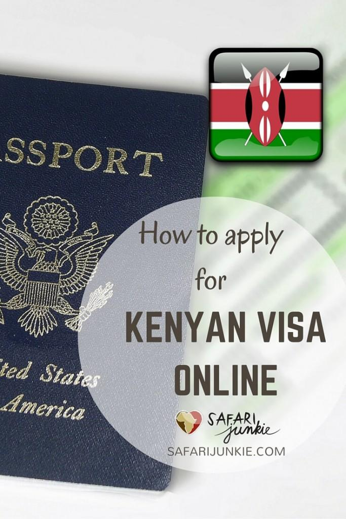 how to apply for kenyan visa online