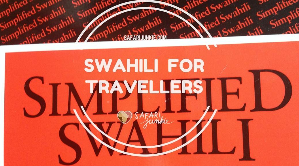 kiswahili for travelers