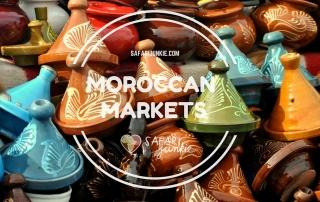markets in morocco pictures