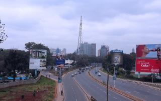 Nairobi by local transport guide