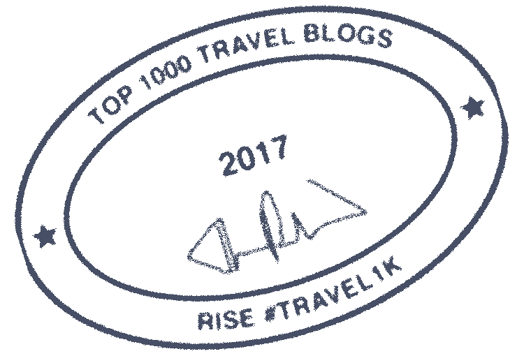 top travel blogger 2017