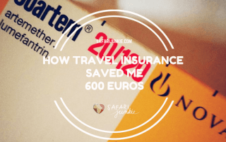 best travel insurance africa saved me money world nomads