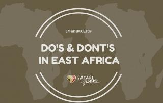 dos and donts guide in africa