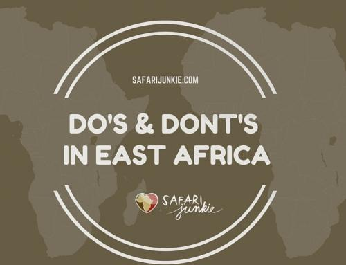 Culture Shock – DO's and DONT's in East Africa