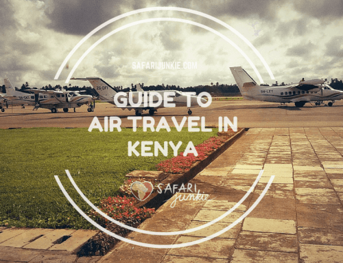 Guide to Air Travel in Kenya