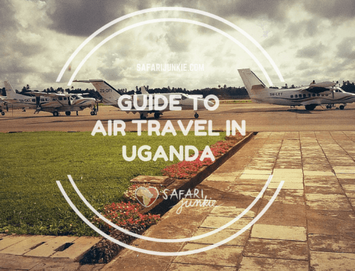 Air Travel in Uganda