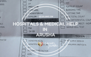 hospitals and medical help in arusha