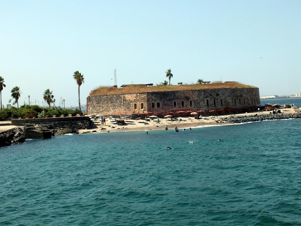 ile de goree senegal dakar