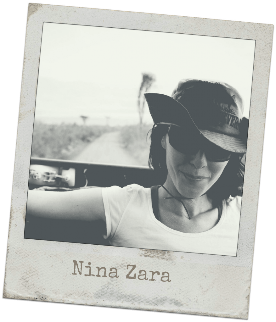 nina zara safari junkie authors