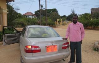 reliable cheap taxi driver zanzibar