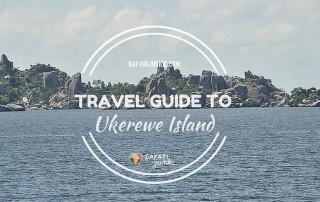 travel guide to Ukerewe Island Victoria Lake