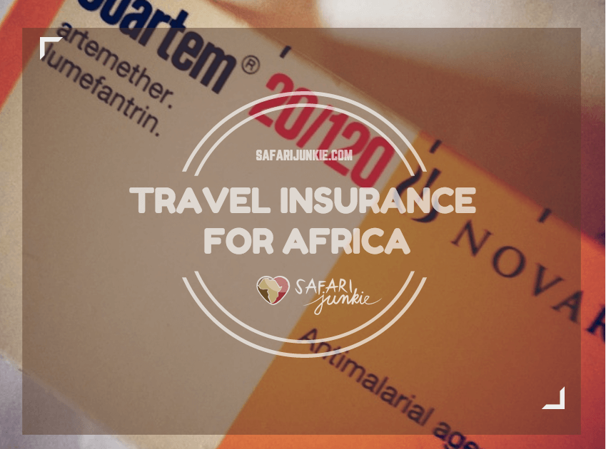 buy travel insurance africa travel
