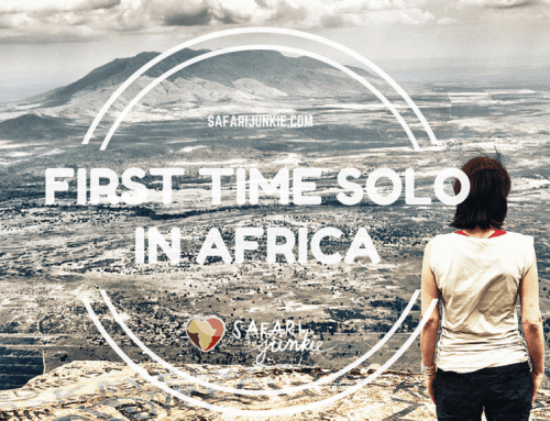 Tips For First Time Solo Travel in Africa