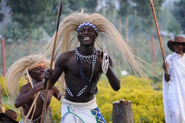 intore dancers gorilla trekking rwanda kinigi village