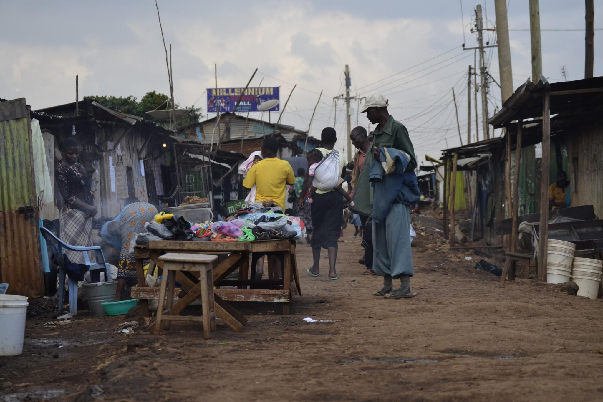 kibera stories from nairobi slum kenya