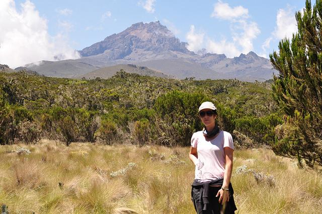 kilimanjaro national park day hike maundi crater