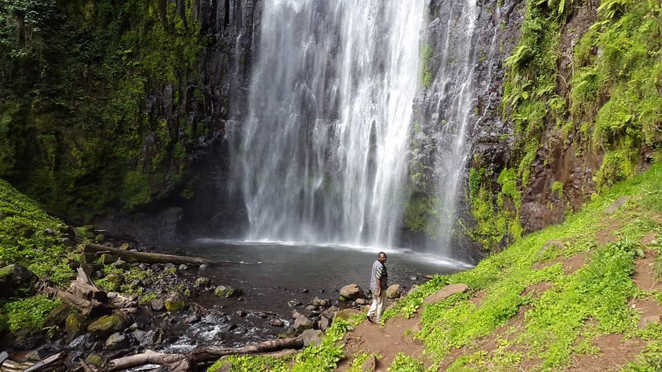 Hikes Around Moshi to Materuni Waterfalls and Coffee Plantations