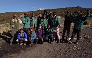 mount meru hike with professional local guide