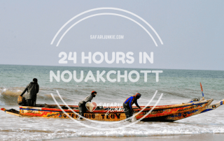 nouakchott maruritania what to do in 24 hours