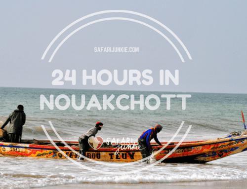 24 Hours in Nouakchott Mauritania
