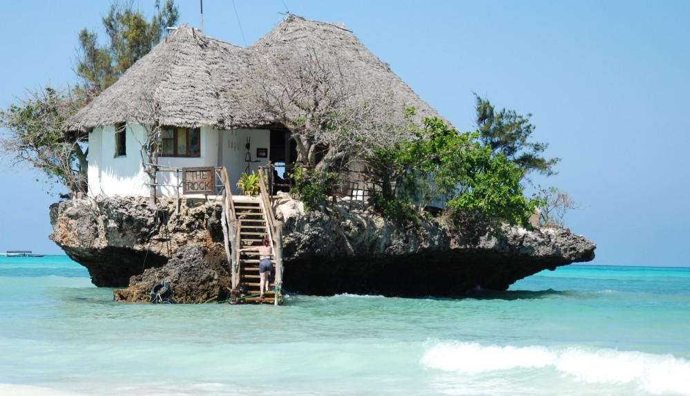 rock restaurant zanzibar things to do