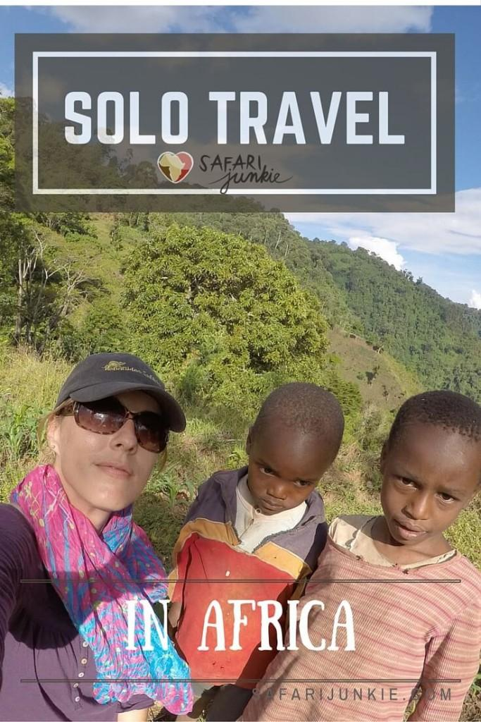 solo travel tips africa backpacking