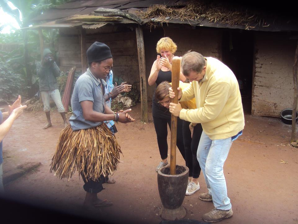 things to do in moshi making coffee with locals