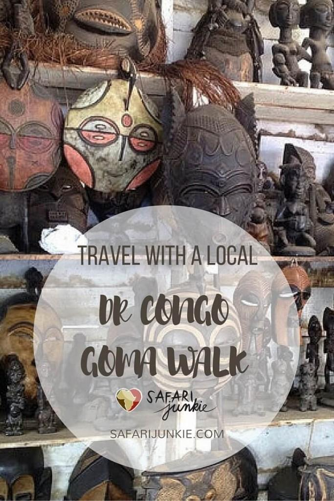 visit Goma city DR Congo With a Local Guide