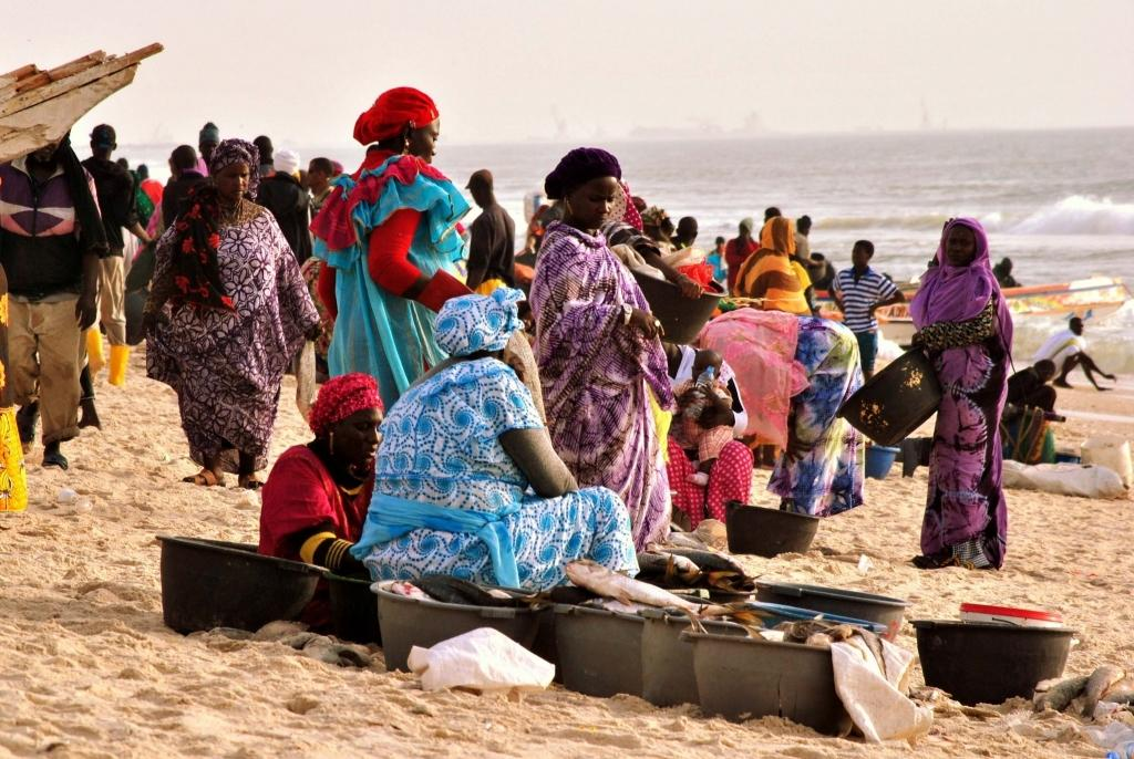 what to do in Noakchott Mauritania beach