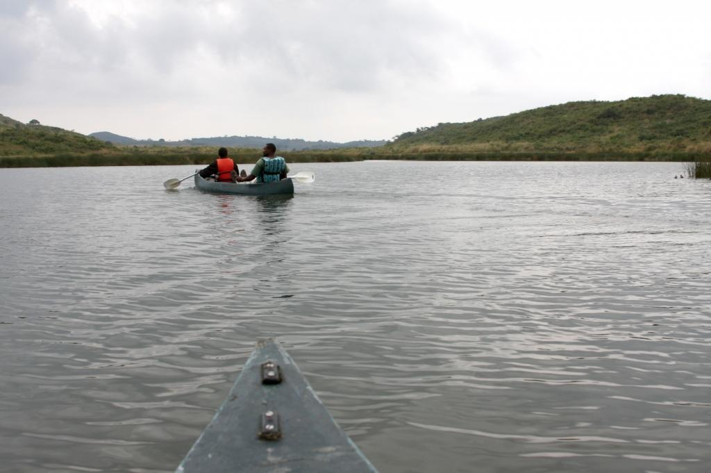 what to do in arusha canoeing momella lakes