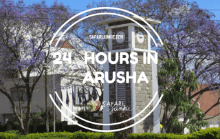 what to do in arusha in 24 hours things to see and do