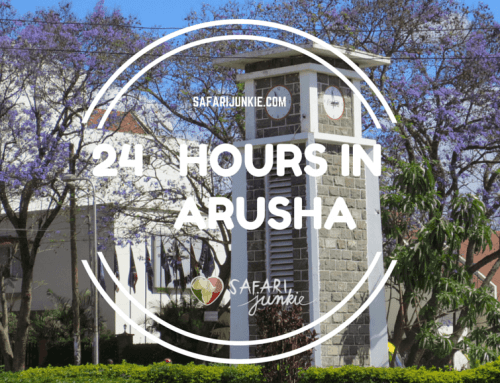 24 Hours in Arusha Tanzania