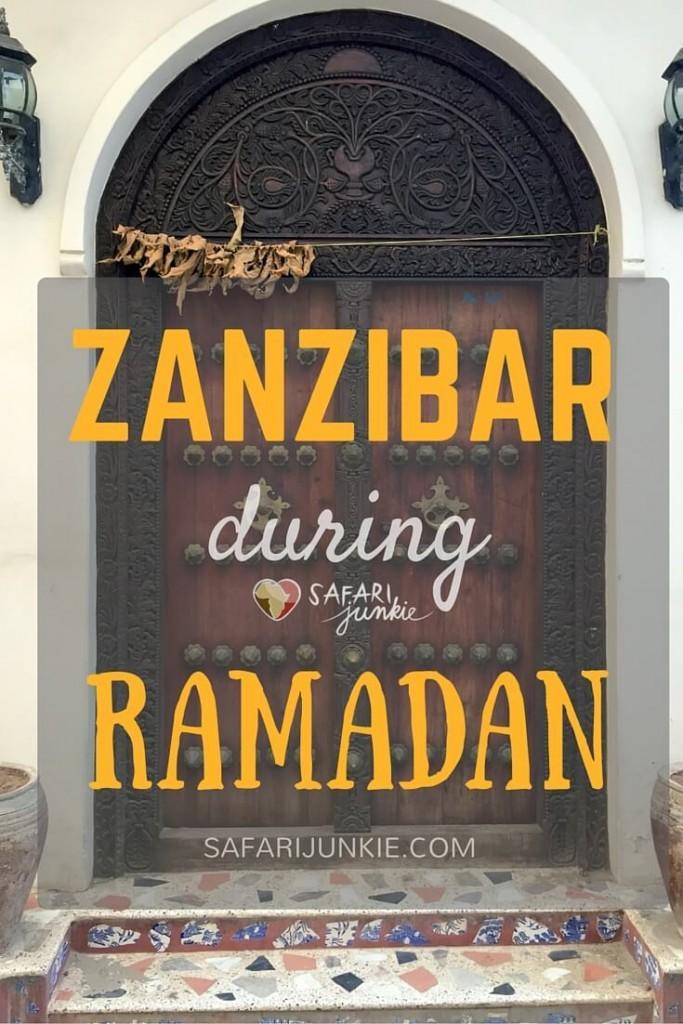 zanzibar during ramadan