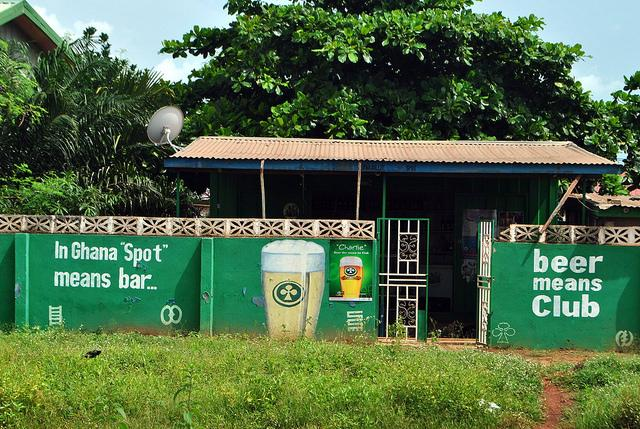 24 hour in Tamale Ghana guide spotting local bars