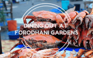 Forodhani gardens food market guide and tips stone town what to see and do