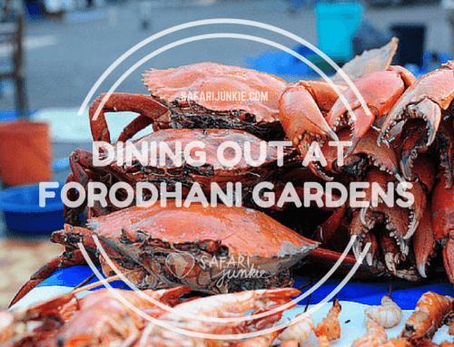 Forodhani Gardens Food Market